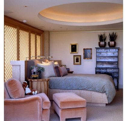 Eclectic Bedroom by RYAN ASSOCIATES GENERAL CONTRACTORS