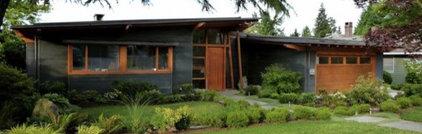 1958 Home Gets a Modern Renovation