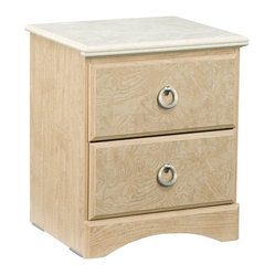 Standard Furniture Concordia 19 Inch Nightstand in Dressy Ash
