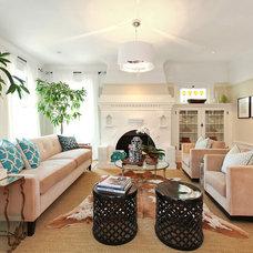 Traditional Furniture by Tamara Mack Design
