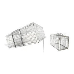 Tomahawk Neighborhood Cat Drop Trap and Transfer Cage