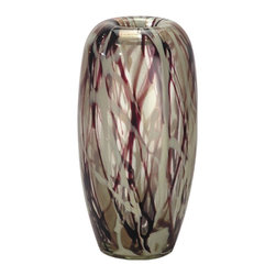 Dale Tiffany - New Dale Tiffany Small Vase Glass Hand-Blown - Product Details