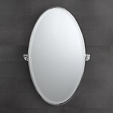 Oval Pivot Mirrors | Restoration Hardware