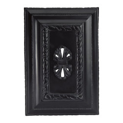 Craftmade - Craftmade Hand-Carved Jewel Box Features Door Bell and Wireless Chime X-KB-W1021 - Hand carved rectangle -;wireless chime