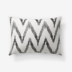 Organic Chevron Shams