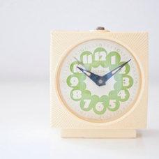 Contemporary Alarm Clocks by Etsy