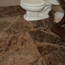 Traditional Flooring by Architectural Justice