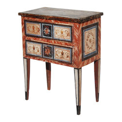 Danish Modern Teak Credenza or Hutch with Bar Table - The HighBoy, Caroline Faison Antiques.