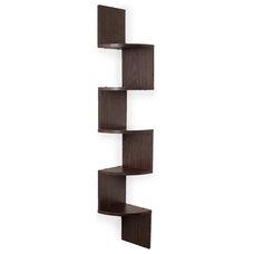 Contemporary Display And Wall Shelves  by Danya B