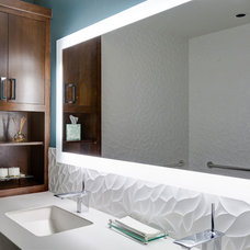 Contemporary Bathroom by Designers Point