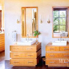 Contemporary Bathroom Bathrooms