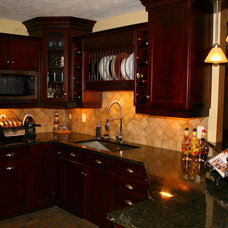 Traditional Kitchen by Stacy Young