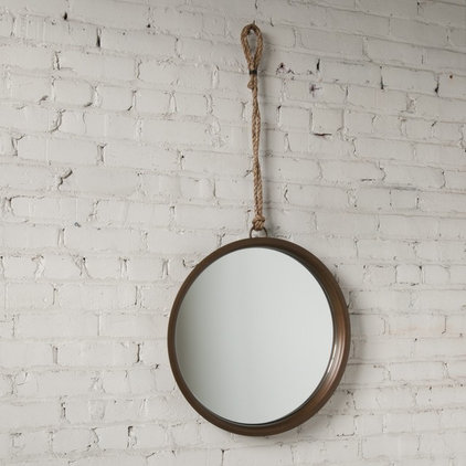 Rustic Wall Mirrors by Schoolhouse Electric