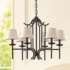 Traditional Chandeliers by Gump's