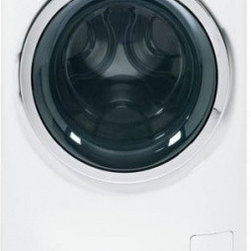 "GE - RightHeight Design GFWR2700HWW 28"" Front-Load Washer with 4.5 cu. ft.  12 Wash C - This GE washer offers the best washing experience that you will come to love This washer features a front load design making it more convenient since the door opens to the side and not upwards 45 cu ft of interior capacity provides plenty of space al..."