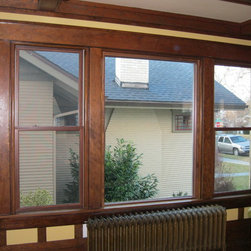 historical replacement Andersen E Series windows -