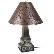 Eclectic Table Lamps by Direct From Mexico Home Furnishings