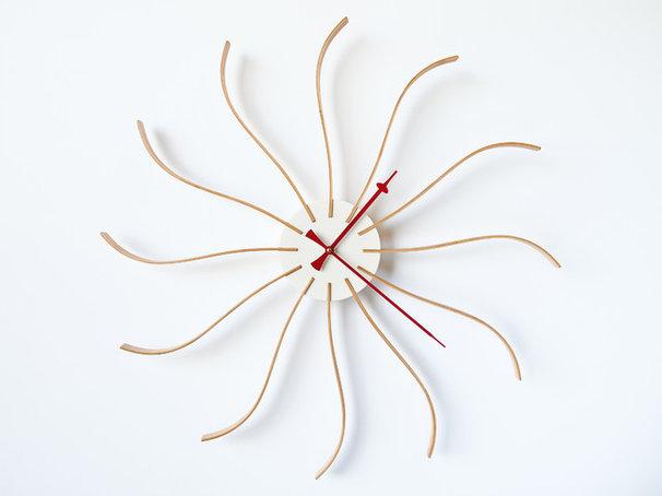 Modern Clocks by Schmitt Design