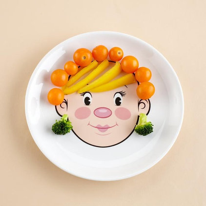Eclectic Plates by The Land of Nod