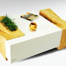Contemporary Coffee Tables RobertoRivera