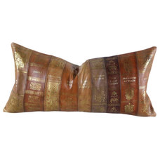 Eclectic Decorative Pillows by Pfeifer Studio