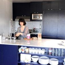 : Kitchn - Jessica Koslow Kitchen Tour : Apartment Therapy