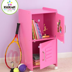 Kids Kraft Bubblegum Medium Sized Locker