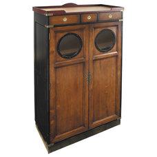 Nautical Cabinet and Porthole Cabinet