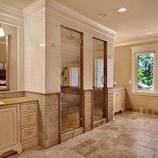 Traditional Bathroom by Englund Construction, Inc.
