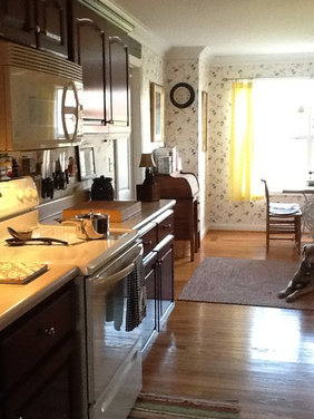 Kitchen Pantry Design on Finally  Time To Change The Kitchen    Houzz