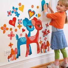 Modern Kids Wall Decor by Magic Cabin