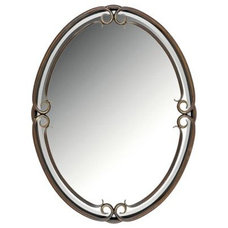 Wall Mirrors Duchess Beveled Mirror by Quoizel