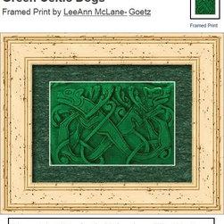 Framed Art Work - Framed Art