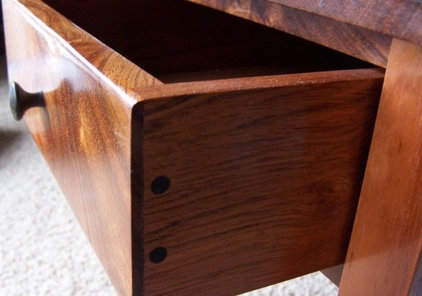 Traditional Side Tables And End Tables by Handmadewoodgifts