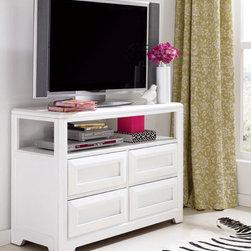 Lea Children's Furniture - Elite Reflections Media Cabinet - Elite Reflections Media Cabinet