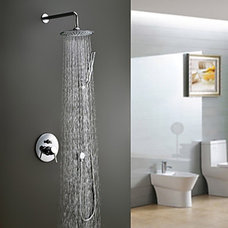 Modern Showerheads And Body Sprays by Faucetsuperdeal.com