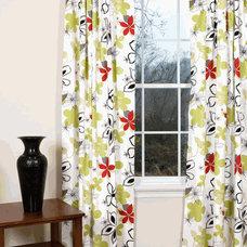 Contemporary Curtains by contempocurtains.com