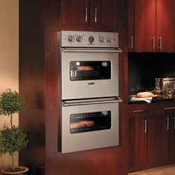 "Viking Professional Series VEDO5302SS 30"" Double Custom Electric Premiere Oven -"