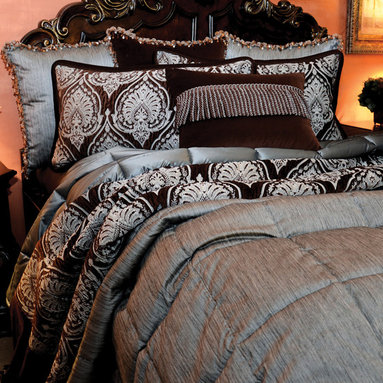 Bedding 2013 - King Twilight Coverlet Set: