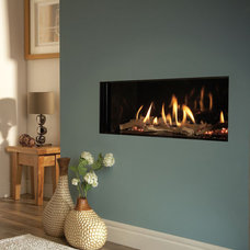 Contemporary Fireplaces by HotPrice.co.uk