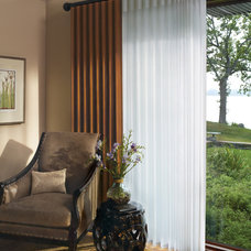 Contemporary Window Blinds by Recovery Caboose