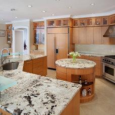 Modern  by CUMAR Marble and Granite