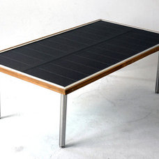 Contemporary Outdoor Tables by uncrate.com