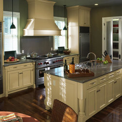Modern kitchen cabinetry find cabinetry custom cabinets for Bentwood kitchen cabinets