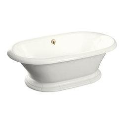 KOHLER - KOHLER K-700-0 Vintage Bath - KOHLER K-700-0 Vintage Bath in White