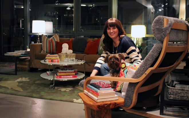 Living Room by Lauren Mikus