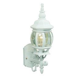 Artcraft Lighting - Artcraft Lighting AC8090 Classico 1 Light Outdoor Wall Sconce - Features: