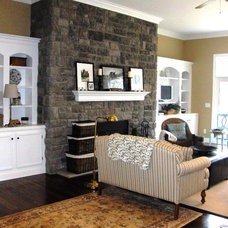 Traditional Storage Units And Cabinets by Canters Home Consultants Inc.
