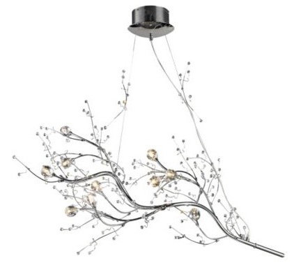 light bulbs Viviana Suspension by ELK Lighting