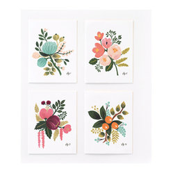 Assorted Floral Set